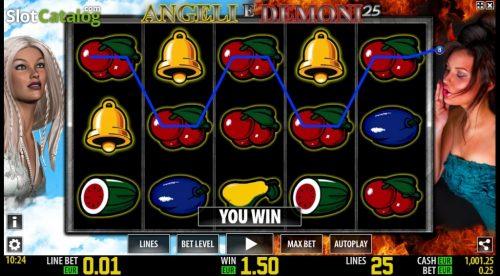Spiele Angeli E Demoni25 - Video Slots Online